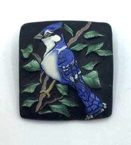 Jayne Dwyer Blue Jay