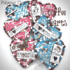 Coffee Hearts Polymer Clay Tutorial by KatersAcres HEADER