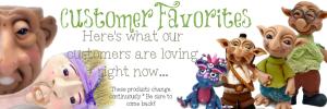 Customer Favorites Header