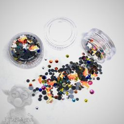 Goldfish Crystals & Slices Mini Jar from Kater's Acres