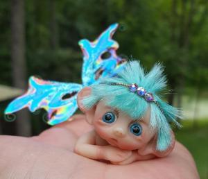 Mermaid by Gail Wilson
