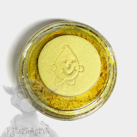 Citrus Splash LIMITED EDITION Mica Powder Set: Lemon from Kater's Acres
