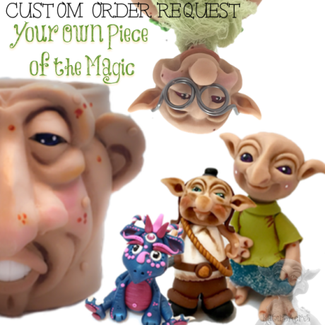 Custom Order Requests