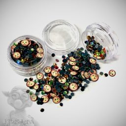 Jack-O-Lantern Crystals & Slices (Halloween Pumpkins) from Kater's Acres