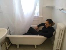 Bathroom - Before :)