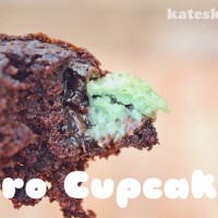 Mint Aero Chocolate Cupcakes