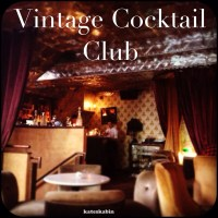 Vintage Cocktail Club, Dublin