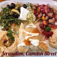BYO at Jerusalem on Camden Street