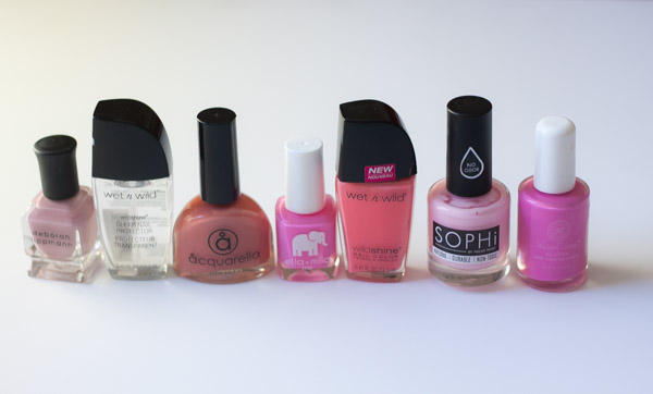 Review of Non-Toxic Nail Polishes