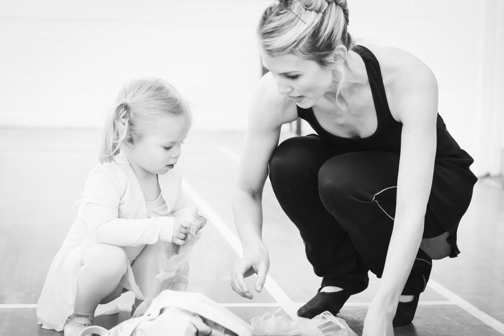 Ballet, ballet teacher, toddler ballet