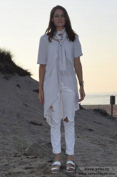 Kate Stoltz NYC bespoke designer shirt
