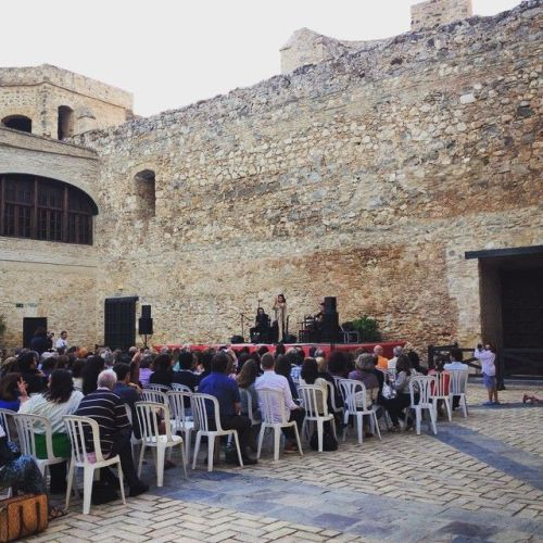 Flamenco concert at the castle!