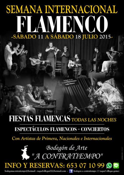 flamenco performances sanlucar de barrameda