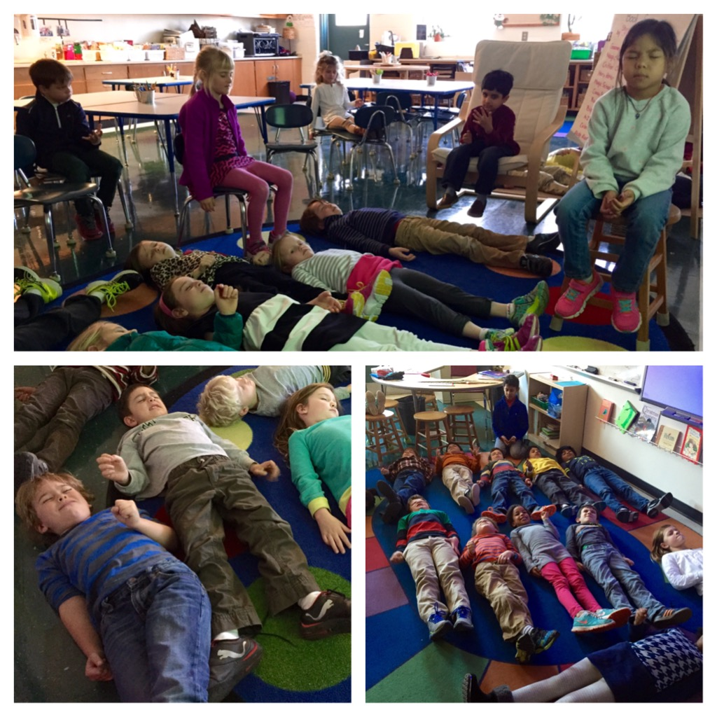 Relaxation In First And Second Grades