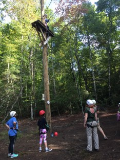 High ropes!