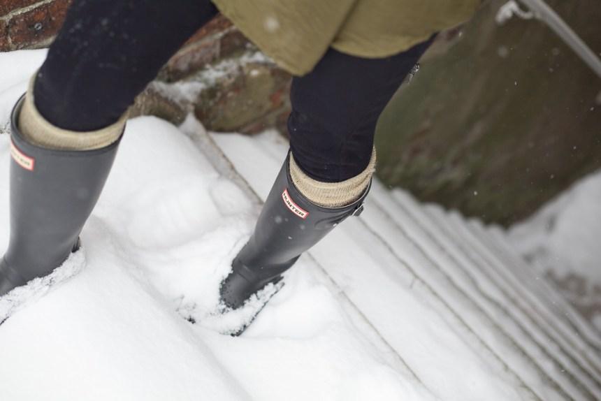 Kate Style Petite - Hunter Boots