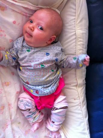 How to dress and EC baby