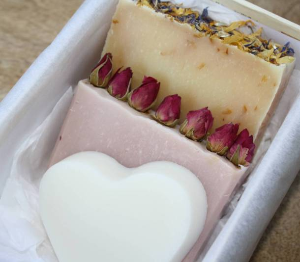 Two winners will get this pack of handmade soap from Currumbin Soap delivered to their doorstep!