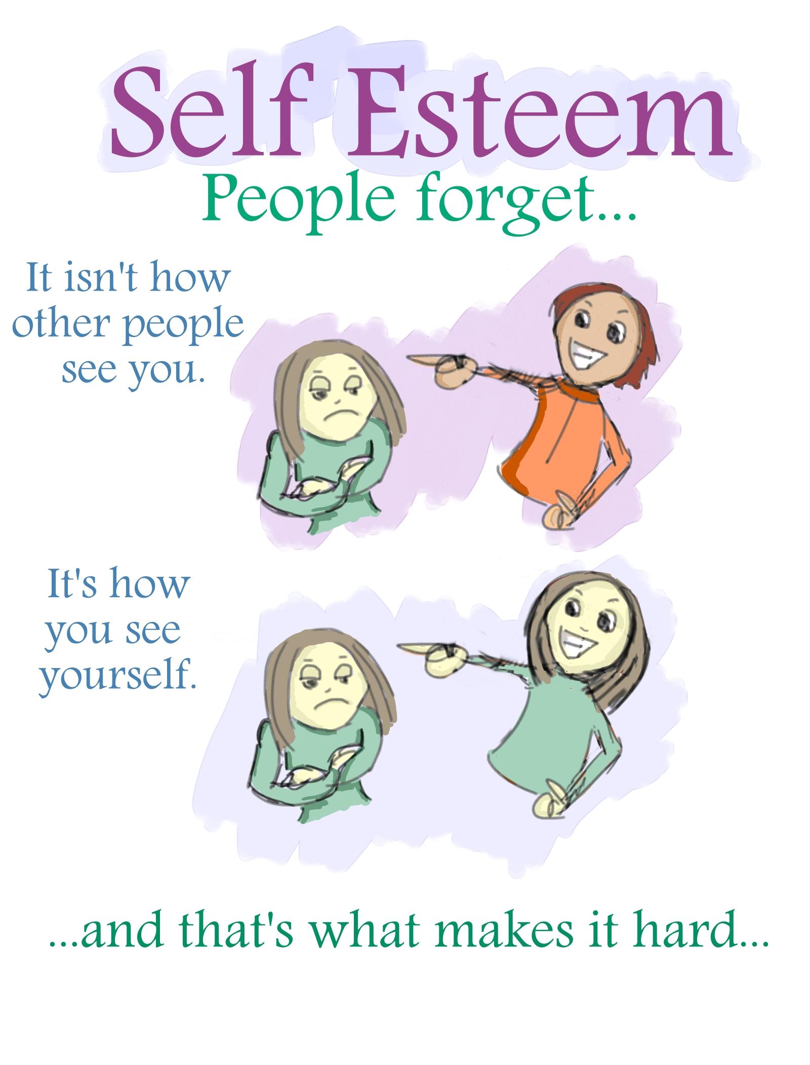 Dementia And Self Esteem