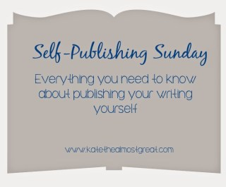 questions and answers about self publishing