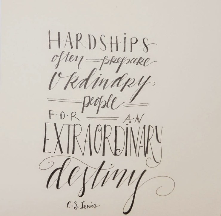 Hardships Often Prepare Ordinary People For An Extraordinary Destiny | Kate the (Almost) Great