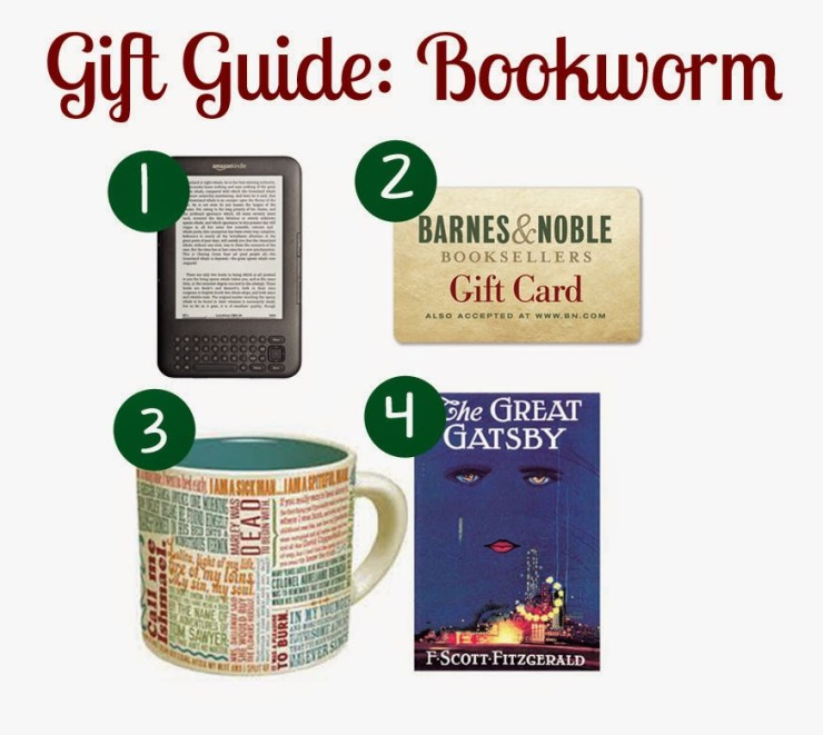 Gifts for Bookworms - Kate the (Almost) Great