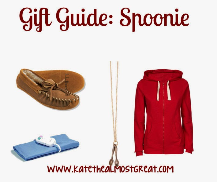Gift Guide: Spoonie - Kate the (Almost) Great
