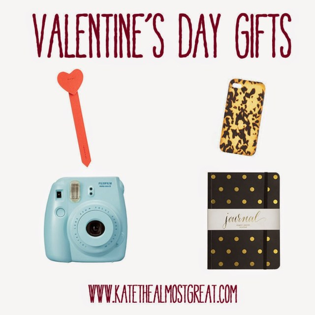 Valentine's Day Gift Ideas - Kate the (Almost) Great