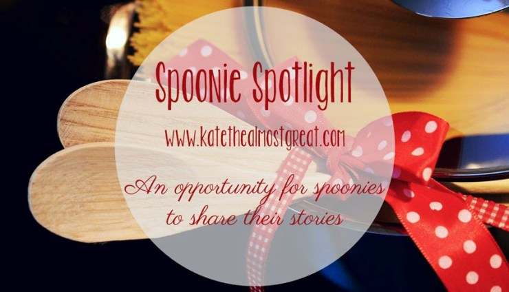 Spoonie Spotlight | Sarah