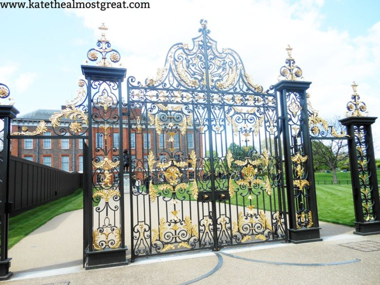 Kensington Palace - Kate the (Almost) Great