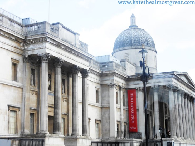 The National Portrait Gallery London - Kate the (Almost) Great