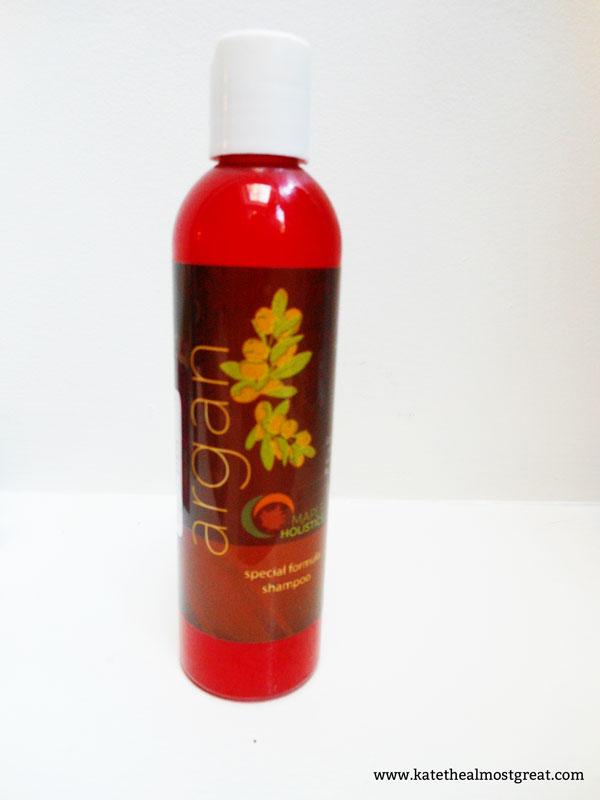 Argan Oil Shampoo Review
