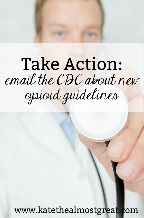 Email The CDC