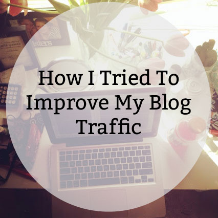 May 2016 Blog Traffic Report