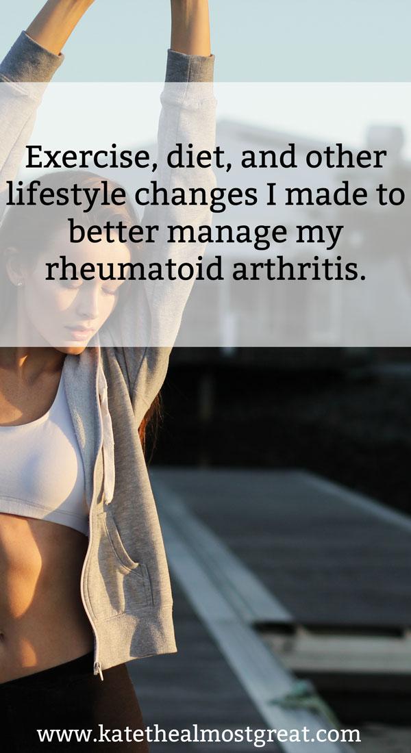 rheumatoid arthritis management, rheumatoid disease management, lifestyle changes for rheumatoid arthritis, lifestyle changes for rheumatoid disease, autoimmune arthritis, lifestyle changes for autoimmune arthritis