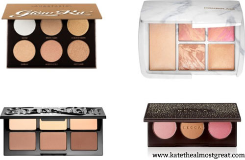 Looking for the perfect gifts for makeup lovers? Try one of these face palettes!