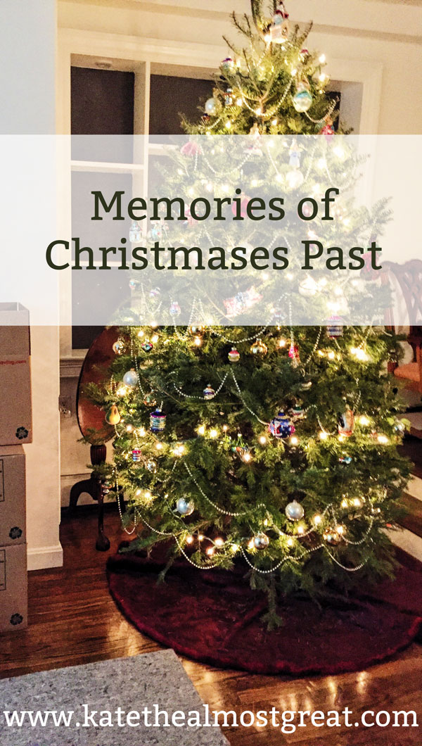Memories of Christmases Past