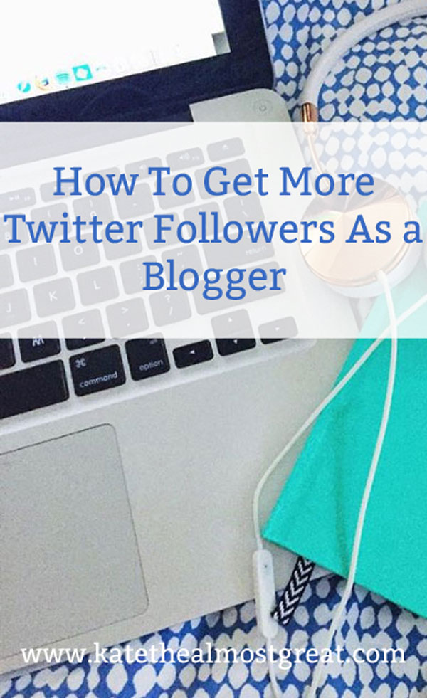 Wondering how to get more Twitter followers as a blogger? These 8 tips will help grow your following, and get more people to see your blog posts.