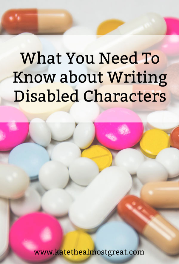 When it comes to having diverse characters in your book, the type of diversity many forget is disabled. Disability comes in many different formats, such as learning disabilities, physical disabilities, mental illness, autism, and more. And like with all things, there are correct and incorrect ways to write disabled characters. Here is a guide to writing disabled characters so you can not only write these characters correctly but also write them without ableism.