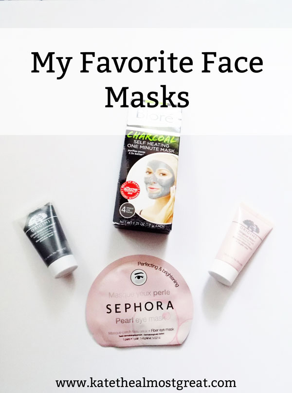 There are a lot of face masks out there for every possible skin concern you might have. I'm sharing my favorite masks, both drugstore and high-end, to help you figure out which one to buy.