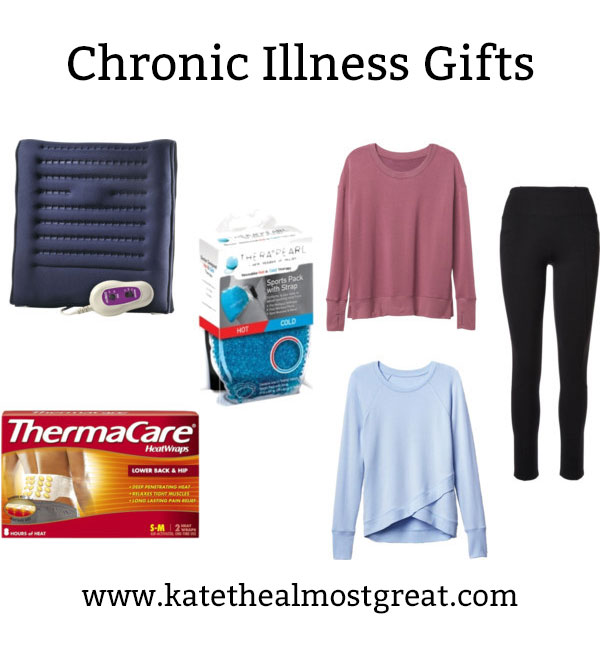 Chronic illness gifts that will make them more comfortable