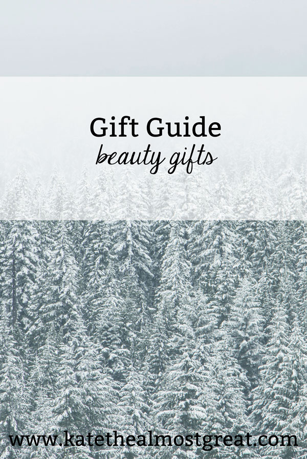 Shopping for a beauty lover this holiday season? I've pulled together a whole bunch of beauty gifts (makeup, skincare, tools, and more).