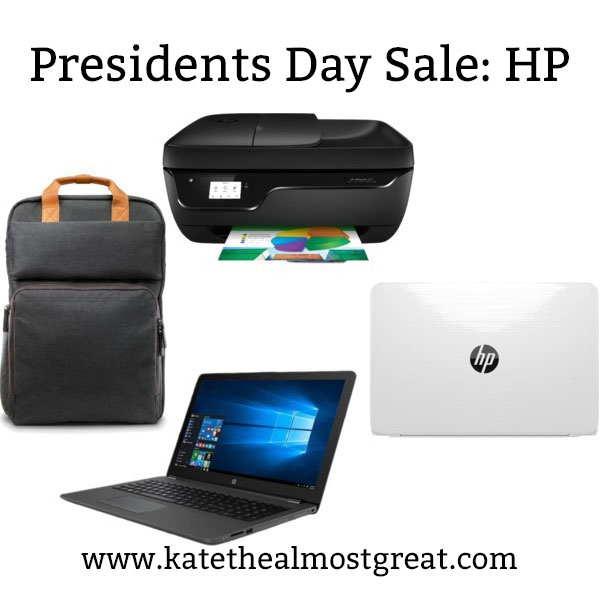 The best Presidents Day sales from HP