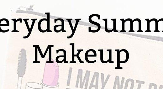 Everyday Summer Makeup