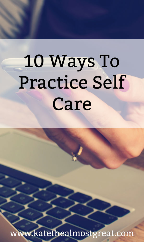 So you've heard a lot about self-care. But what actually is it? I'm sharing what it really is, as well as 10 ways that you can practice it yourself. Some are easy, some are harder, but they're all doable.