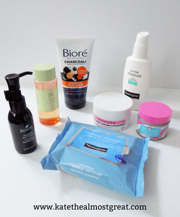 These are the products I use in my daily skin care regimen. I'm also sharing other skincare products I've tried that I like, both drugstore skincare and high-end skincare.