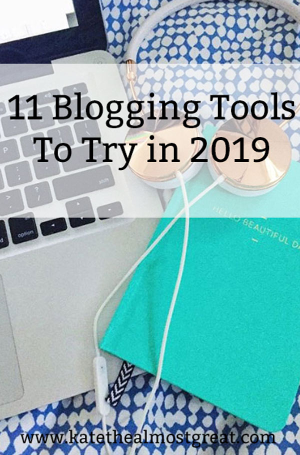 Want to grow your blog in 2019? Here are 11 blogging tools you can try this year to improve site traffic.