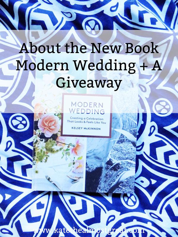 Modern Wedding Giveaway