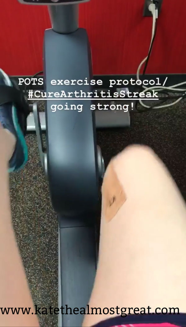 POTS, POTS exercise protocol, postular orthostatic tachycardia syndrome, dysautonomia, dysautonomic conditions, exercise for POTS, does exercise help POTS?