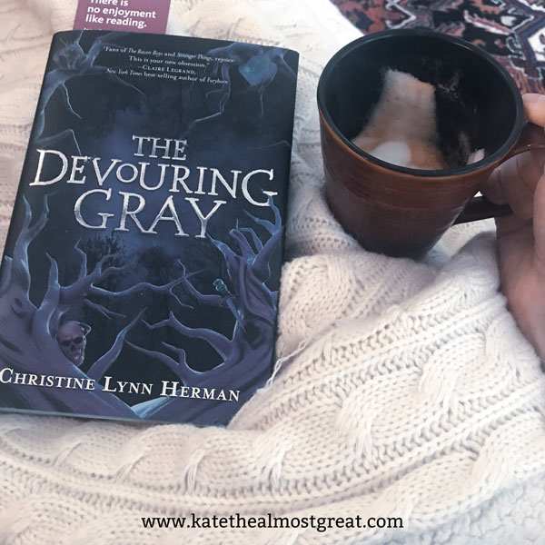 The Devouring Gray, The Devouring Gray review, review of The Devouring Gray, what to read, YA fantasy, YA fantasy recommendation, YA fantasy recommendations, young adult fantasy books